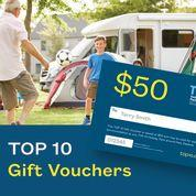 Top 10 Gift Voucher alt text